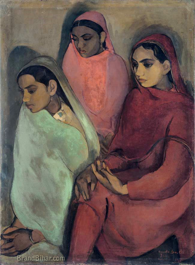 Three Girls, 1935