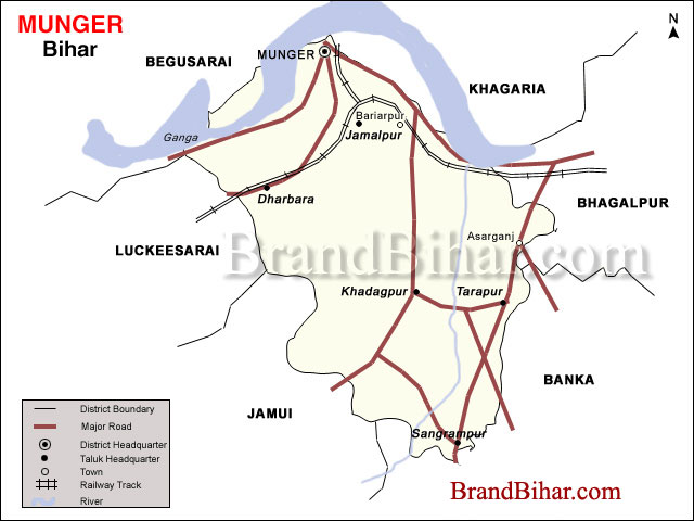Munger Geography of Munger Culture of Munger Cuisine of Munger