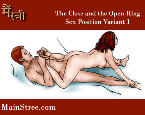 Close and the open ring sex position Variant 1 Old pussy, wet and sexy, mature curly pussy. Dirty granny in adult porn ...