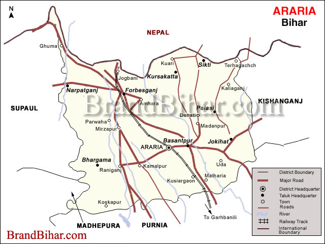 Araria district