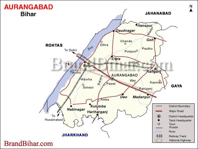 Worksheet. aurangabad Map Map of aurangabad Bihar aurangabad District Map