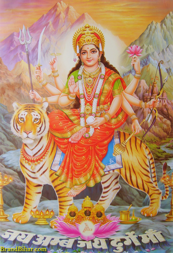 Durga Maa Goddess of power