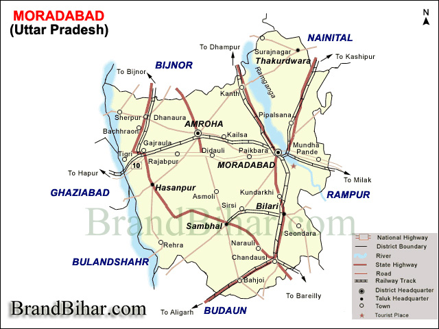 BILARI Block, Moradabad Uttar Pradesh India News समाचार